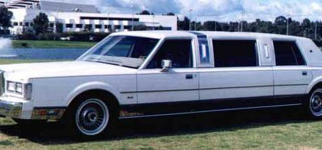 Embassy Limousines & Charters
